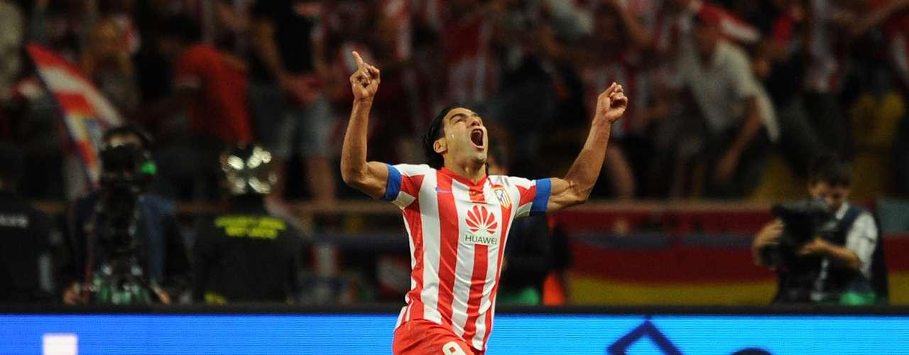Radamel Falcao - Atlético de Madrid - España