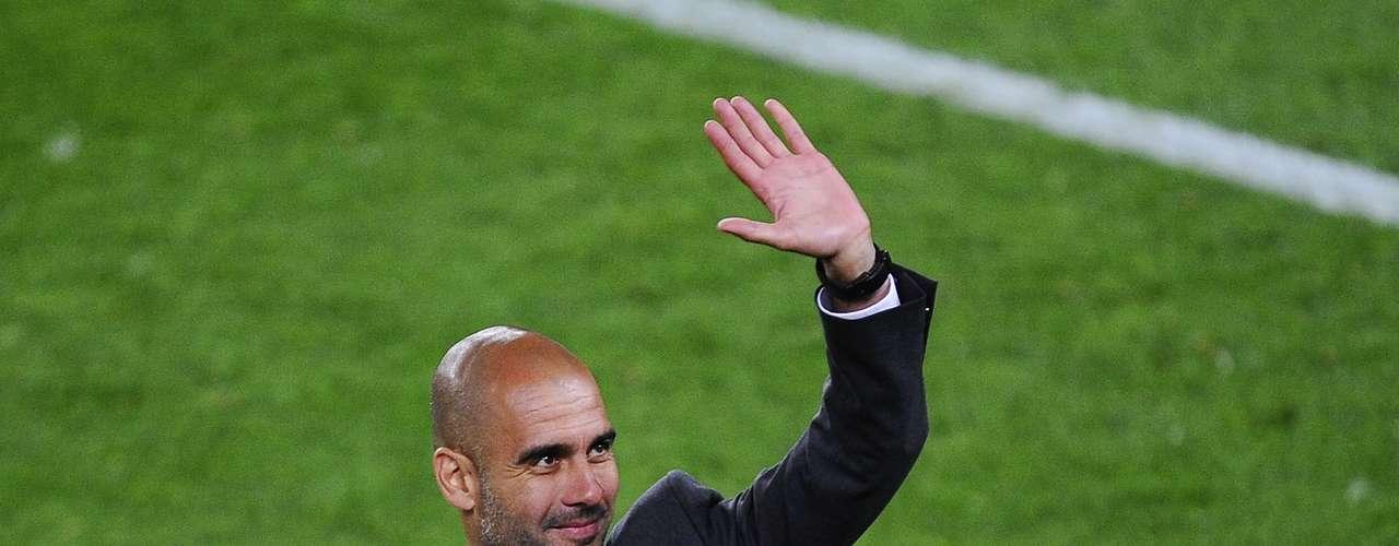 Josep Guardiola - Barcelona (Campeón de la Copa del Rey)