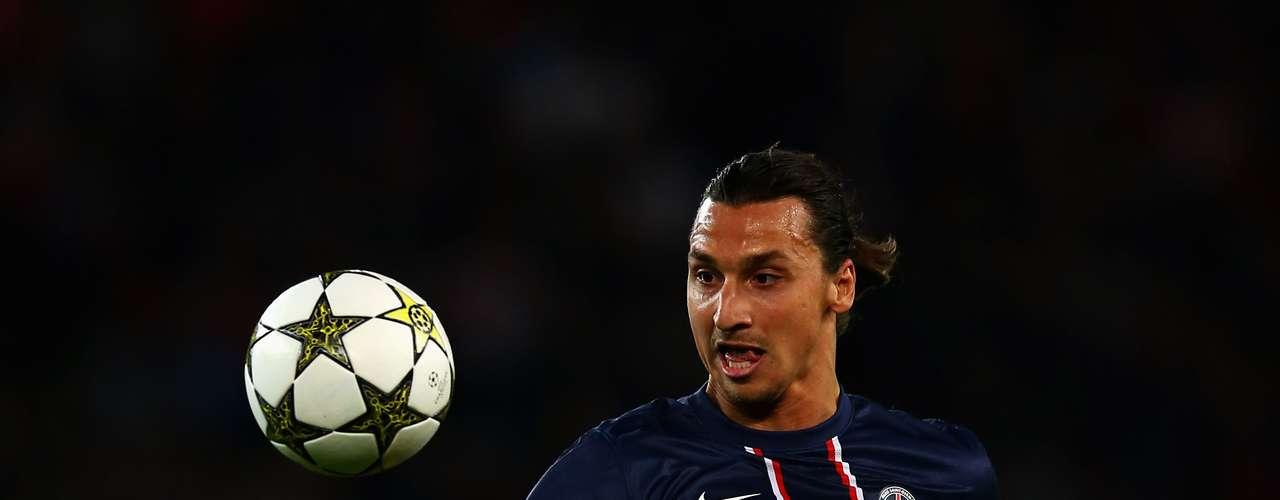 Zlatan Ibrahimovic - PSG - Francia
