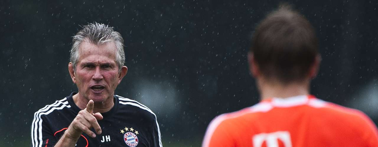 Jupp Heynckes - Bayern Munich (Finalista Champions League)