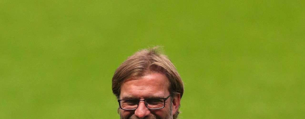 Jurgen Klopp - Borussia Dortmund (Campeón Bundesliga)
