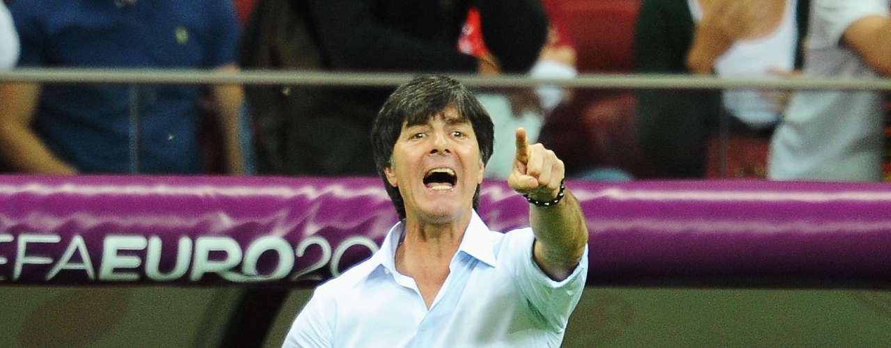 Joachim Low - Selección de Alemania (Semifinalista Eurocopa 2012)