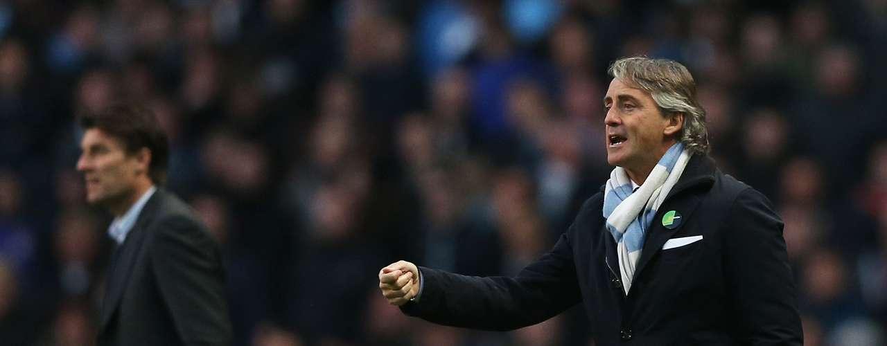 Roberto Mancini - Manchester City (Campeón Premier League)