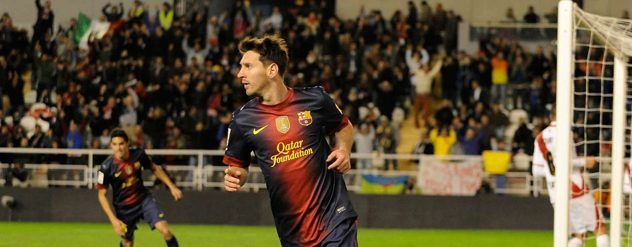 Lionel Messi - Barcelona - Argentina