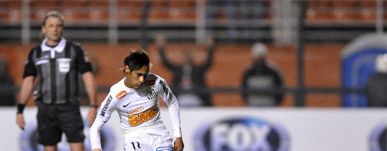 Neymar - Santos - Brasil