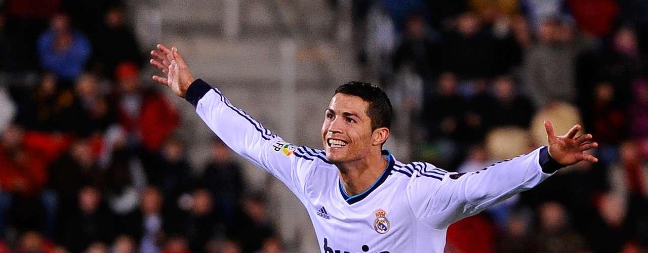 Cristiano Ronaldo - Real Madrid - España