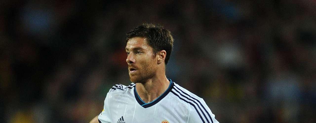 Xabi Alonso - Real Madrid - España