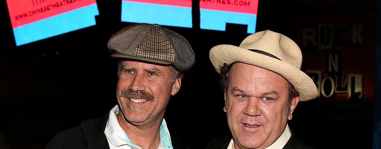 Will Ferrell y John C. Reilly han demostrado que a pesar de ser unos hombres 'maduros', lo joven lo llevan en el alma y así lo reflejan cada vez que están juntos actuando o pasando el tiempo