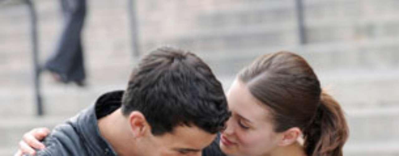 María Valverde y Mario Casas podrían no estar pasando por un buen momento en su relación.