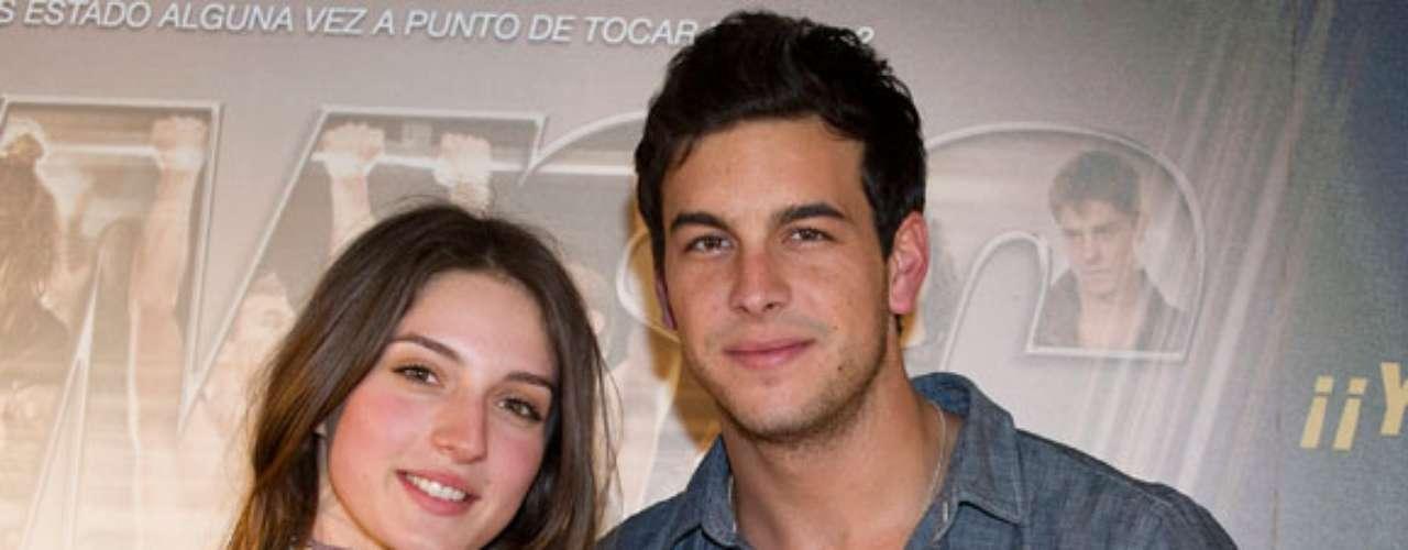 María Valverde y su hasta ahora pareja, el actor Mario Casas.