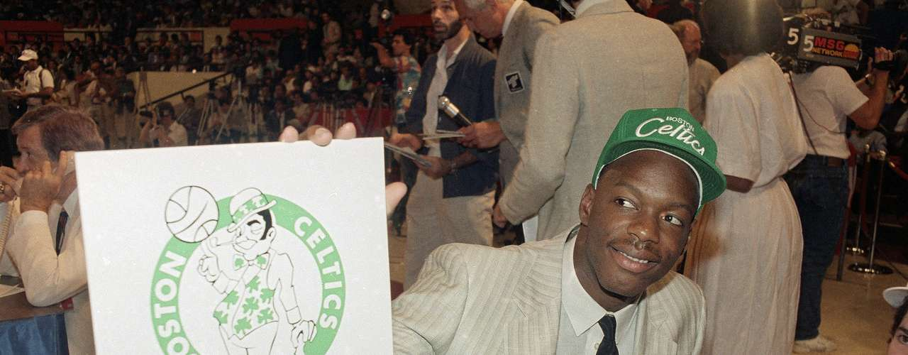 Len Bias died of a drug overdose two days after being drafted by the Boston Celtics as the second overall pick in the 1986 draft.