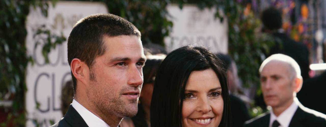 Matthew Fox y Margherita Ronch