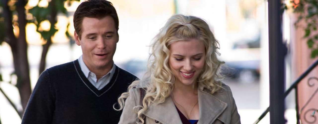 Junto a Kevin Connolly, Scarlet protagonizó una linda pareja en el cine
