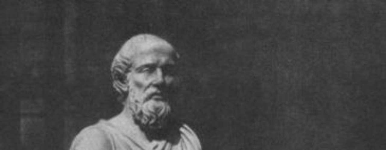 500 dC. San Hipólito de Roma, uno de los teólogos cristianos más importantes del siglo III, vaticinó que Jesús retornaría al mundo en el año 500.