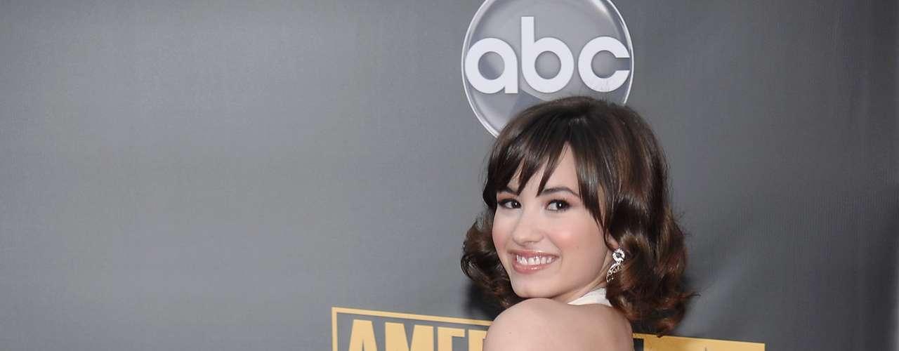 Demi Lovato, recatada pero sexy.