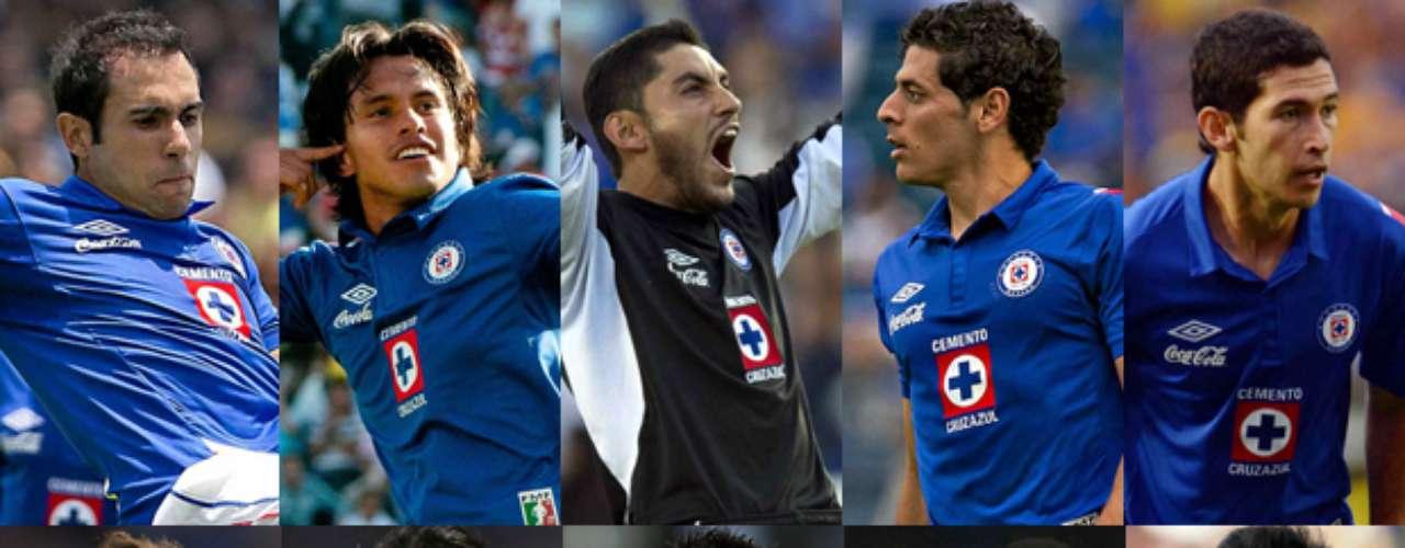 Cruz Azul y Monterrey jugarán este sábado por uno de los últimos boletos para la Liguilla. Te presentamos los jugadores a seguir.