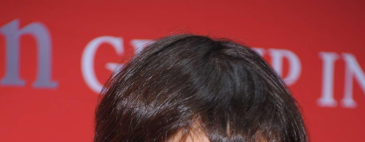 Roberto es el nombre del hijo que adoptó la actriz italiana Isabella Rosselini, en el año de 1993