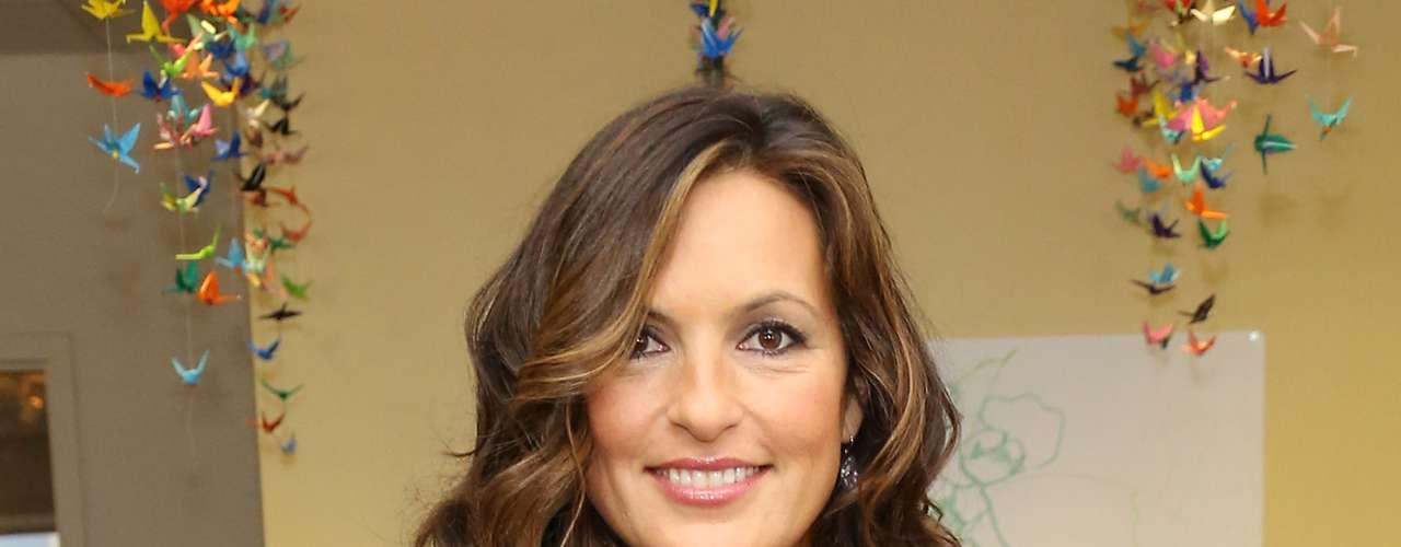 Mariska Hargitay y su esposo,  el actor Peter Hermann  adoptaron a  Amaya Josefina  en abril de 2011. Hargitay  le dijo a People, \