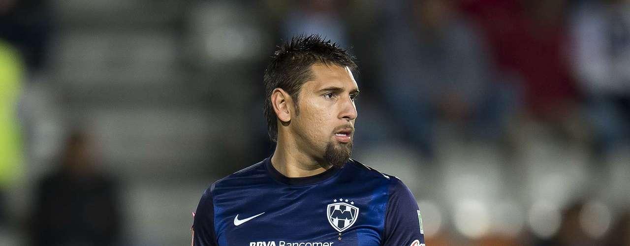 Jonathan Orozco tiene 14 partidos con Rayados, también se encuentra en gran nivel y será interesante el duelo de porteros con Jesús Corona.