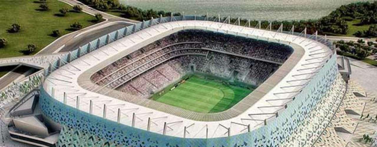 Arena Pernambuco (Sao Lourenco da Mata).