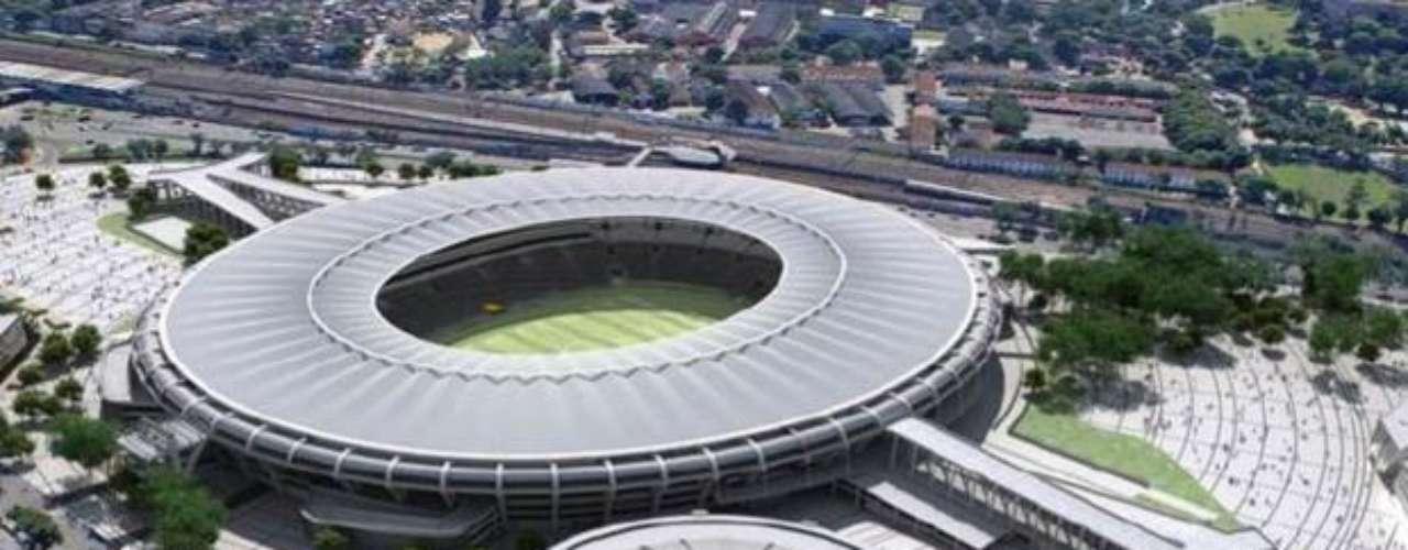 Estadio de Maracaná (Rio de Janeiro).