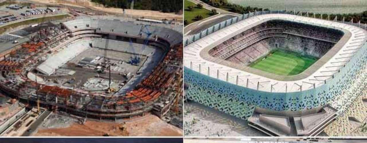 Estadio de Mineirao (Belo Horizonte).