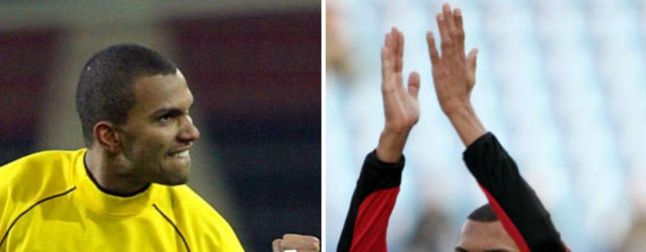 El ya veterano delantero y ex seleccionado brasileño Márcio Amoroso es otro trotamundos del futbol. El  atacante comenzó su carrera en 1992 con el Guaraní. Ha jugado en Japón para el Verdy Kawasaki, Udinese de Italia, Parma, Borussia Dortmund, Málaga, Sao Paulo, Milan, Corinthians, Gremio y el Aris Salónica. 11 clubes en total.