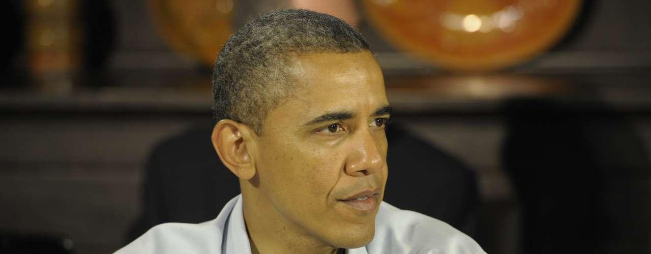 POLÍTICA EXTERIOR Y DEFENSA: Los segundos gobiernos son, históricamente, la oportunidad para que un presidente demuestre su liderazgo en política exterior. Sucede tanto con demócratas como con republicanos. Obama ha enfrentado muchos desafíos y obstáculos en este ámbito, pero también ha sacado a relucir acciones como la búsqueda y el asesinato de Osama Bin Laden. Pero lo que haga más allá de eso definirá su legado en la materia.