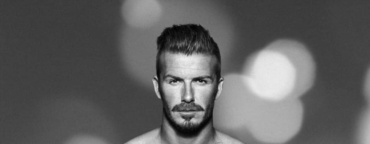 David Beckham fans woke up to a wonderful surprise on Thursday when the La Galaxy midfielder decided to post his new H&M photos on his Facebook page.
