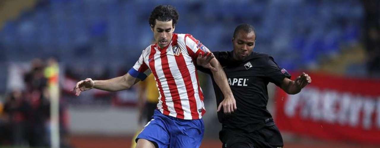 Académica dejó sin invicto al Atlético, que había vencido los tres encuentros disputados en la actual Europa League.
