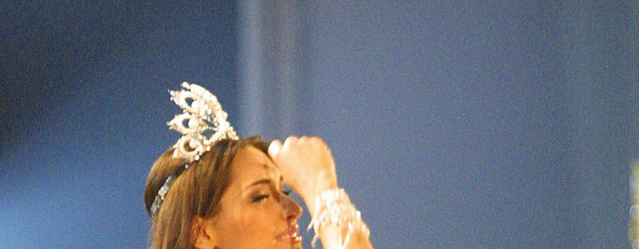 Amelia Vega from Dominican Republic was honored with the Miss Universe title in 2003.