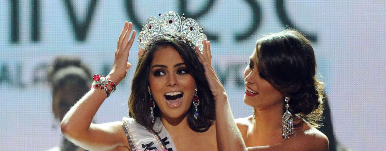 Ximena Navarrete became the second Mexican woman to win the Miss Universe title for her country in 2010.