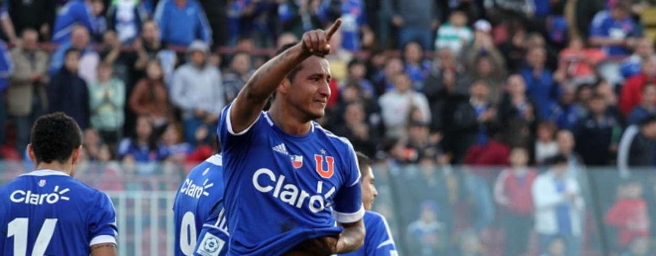 Eduardo Morante: tras no adaptarse al equipo el ecuatoriano -el mayor precio que ha pagado la U hasta ahora con 2.2 millones de dólares- se fue a préstamo a la Liga de Quito de su país.