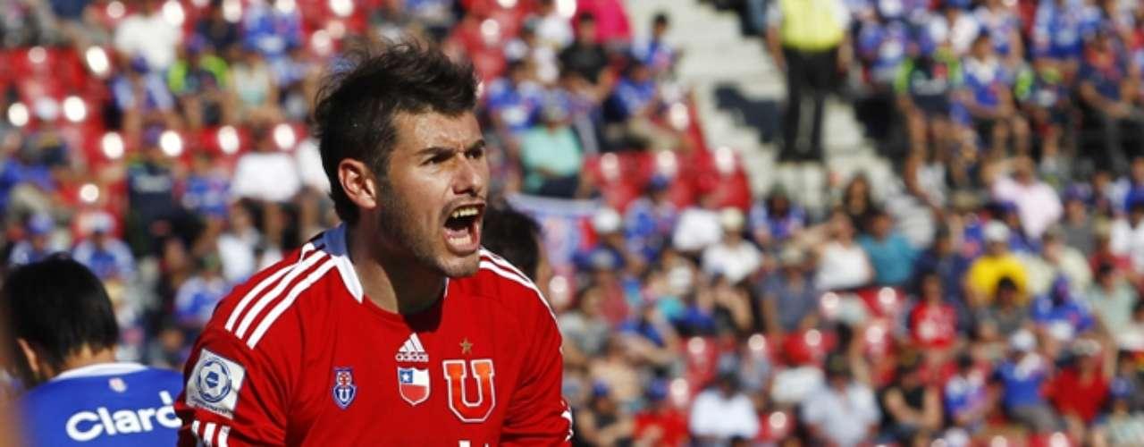 Paulo Garcés: si bien ha tenido grandes actuaciones remplazando a Johnny Herrera no aguantaría otra temporada más como suplente con la idea de mostrarse como opción para la Roja.
