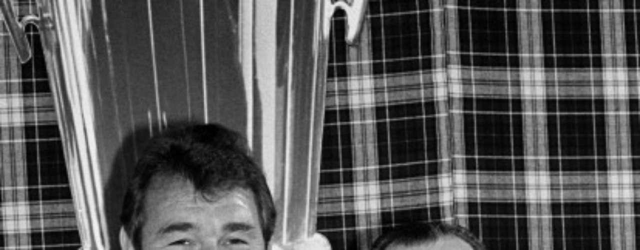 'Cloughie' ganó el premio al Mejor Entrenador del Año (Inglaterra) en 1978, luego de ser campeón de Liga.