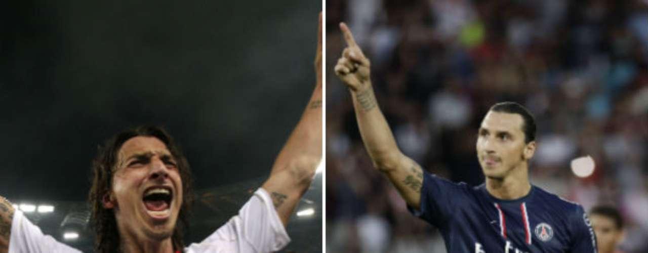 Zlatan Ibrahimovic no podría quedar fuera de esta lista. El sueco, de carácter complicado, ha deambulado por diversos clubes. Ese aspecto ha provocado sus constantes mudanzas. Debutó en el Malmo de Suecia. Pasó a las filas del Ajax, Juventus, Inter, Barcelona, Milan y ahora el Paris Saint Germain. Siete clubes en su carrera.