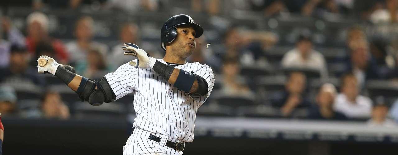 El segunda base Robinson Canó fue de los pocos que salvaron la temporada con los Yanquis de Nueva York.