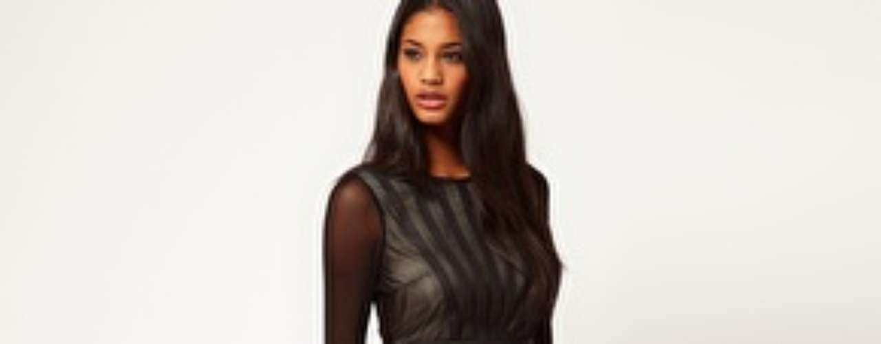 You can have it all con este espectacular vestido de asos.com.