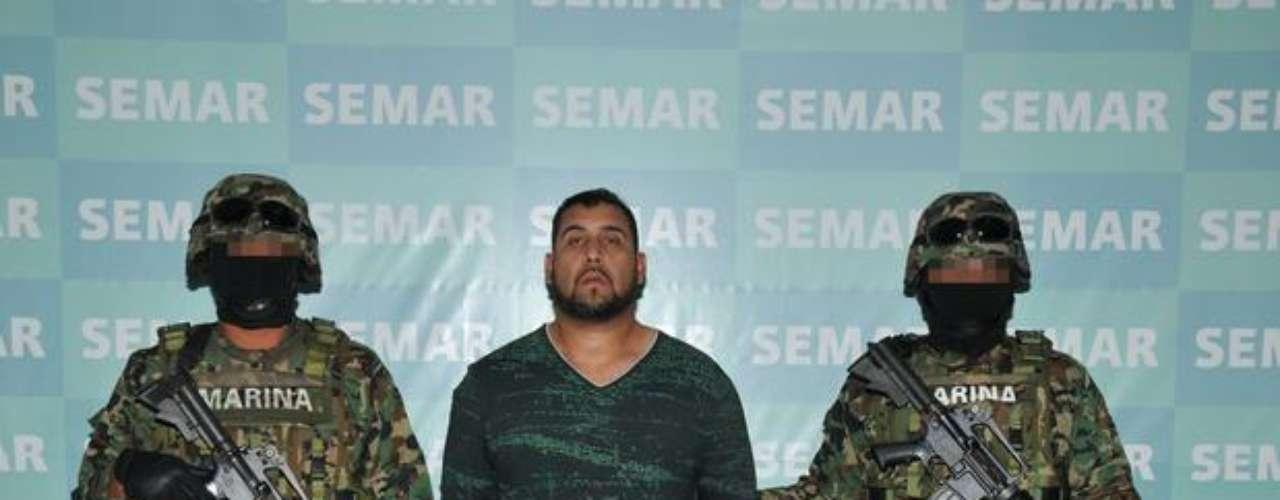 A unas semanas de que termine el gobierno de Felipe Calderón siguen cayendo 'peces gordos' de la droga en México. Elementos de la Armada mexicana arrestaron a Said Omar Juárez, alias \