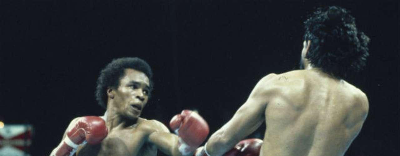 A Sugar le llegaría rápida la revancha y logró desquitarse del boxeador latino al doblegarlo en noviembre de 1980 por nocaut técnico.