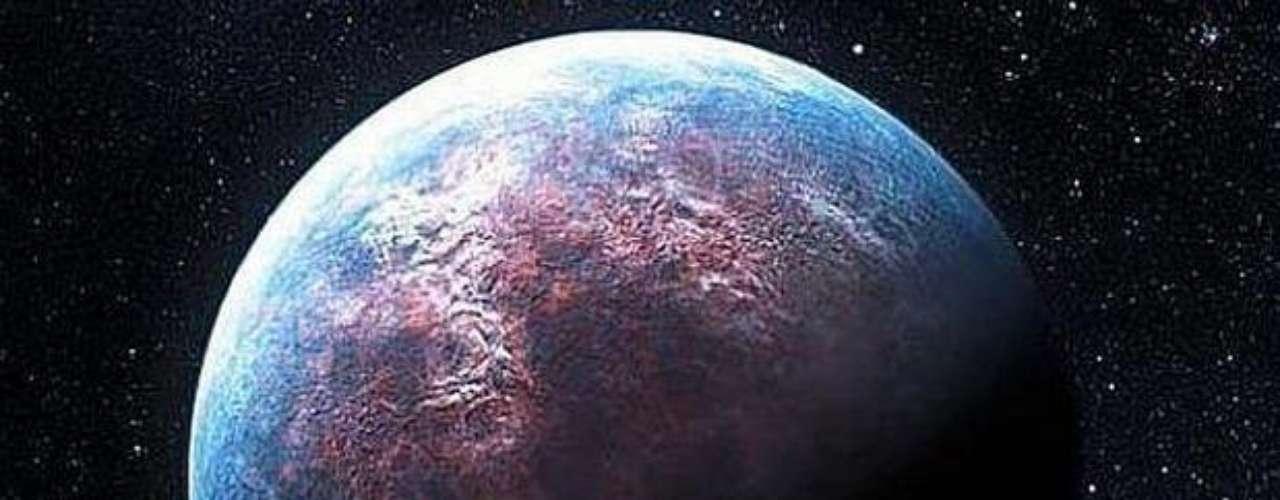 El exoplaneta, situado en una zona habitable -ni demasiado fría ni demasiado caliente- en la que podría haber agua y una atmósfera estable, forma parte de un sistema de seis mundos que gira alrededor de la estrella HD 40307.