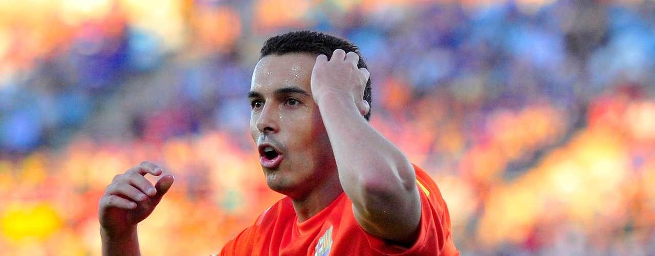 Pedro Rodríguez será otro de los padres primerizos del club, pues su esposa, Carolina Martin, dará a luz antes del final de la temporada.
