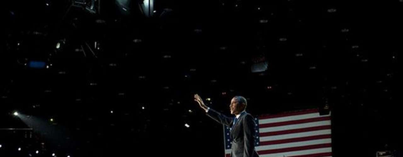 Barack Obama juró como presidente el 20 de enero de 2009, en su primer mandato. El 6 de noviembre ganó su reelección y seguirá cuatro años más al frente de Estados Unidos.