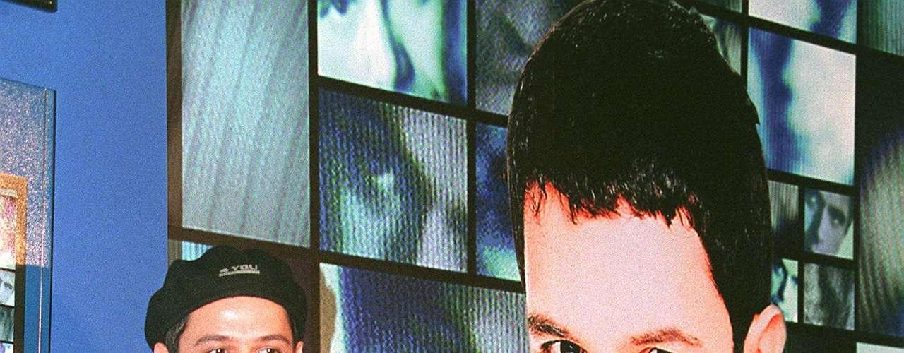 Alejandro Sanz alcanzó fama mundial en 1997, de la mano del disco \