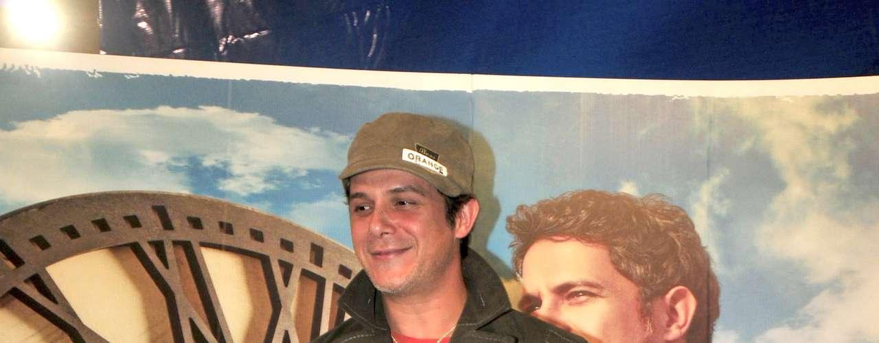 Alejandro Sanz estrena el exitoso proyecto musical \