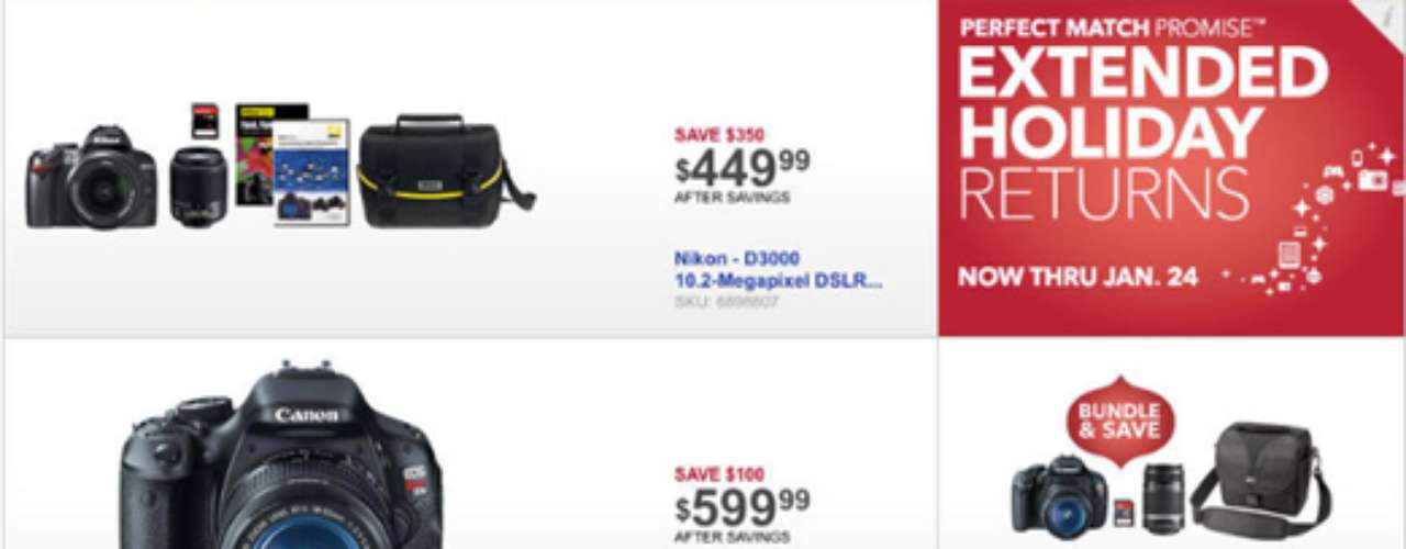 Revisa el catalogo de ofertas de Black Friday de Best Buy y escoge tus regalos favoritos.