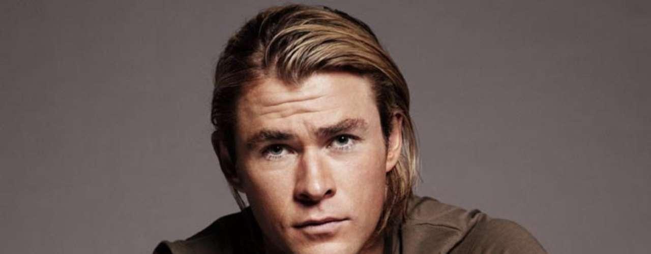 Chris Hemsworth se ha consagrado como galán desde que apareció como 'Thor'. El actor, de 29 años, estuvo muy ocupado este año con 'Blancanieves y el Cazador', 'The Avengers', 'Red Dawn' y 'The Cabin in the Woods'.