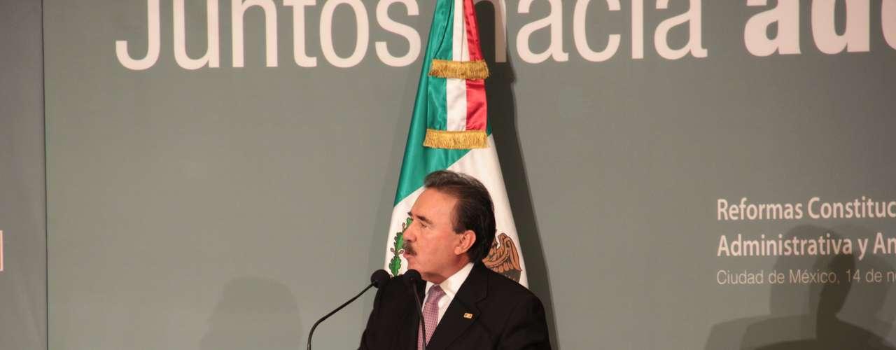 Explicó que la Comisión Anticorrupción pretende ser un órgano autónomo e imparcial que combata este \