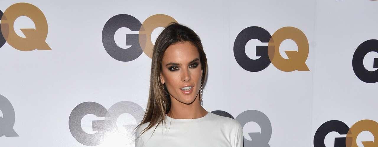 ¿Qué les pareció el look y atuendo de Alessandra Ambrosio? (Terra USA/Armando Tinoco)