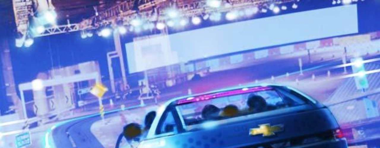 Fotos Test Track de Chevrolet y Disney